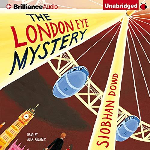 The London Eye Mystery audiobook cover art