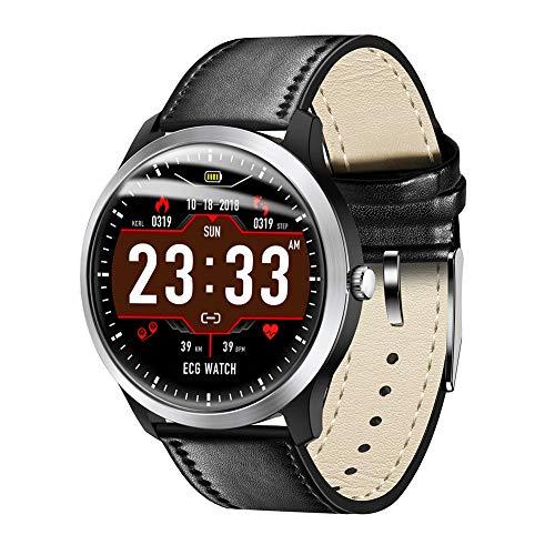 Oolifeng Activiteitstracker bloeddrukmeter, fitnesstracker armband met IP67 waterdichte smartwatch, stappenteller voor iPhone en Android