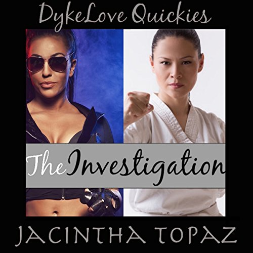 The Investigation audiobook cover art