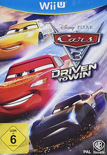 Cars 3: Driven To Win - [Wii U] [Importación alemana]