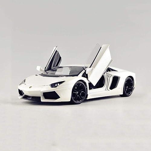 FF Sportwagen Modell Simulation Auto Modell Auto Modell (Farbe   Weiß)
