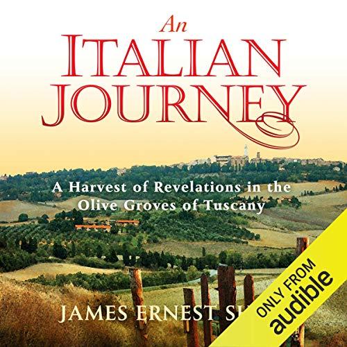 An Italian Journey audiobook cover art