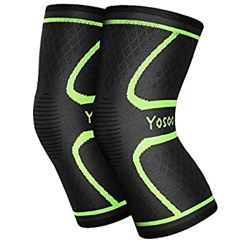 Yosoo Knee Sleeves Support – Basketball Knee Pad