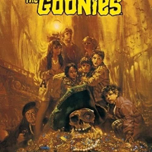The Goonies Treasure Poster Drucken (60,96 x 91,44 cm)