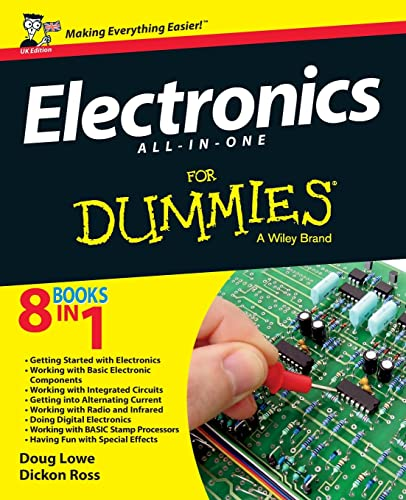 Electronics All-In-One Desk Refe...