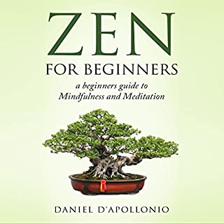 Zen for Beginners Titelbild