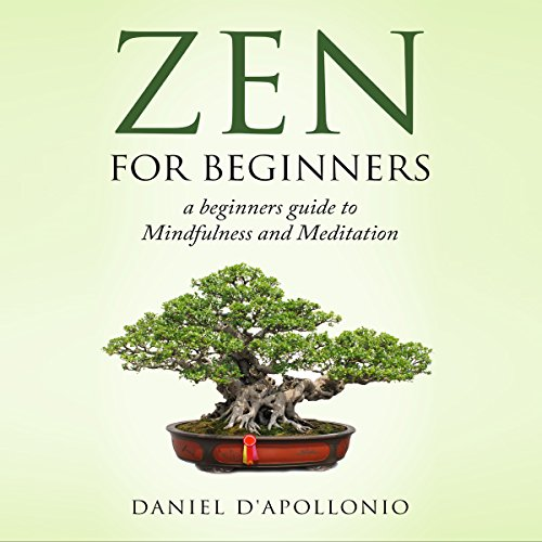 Zen for Beginners: A Beginners' Guide to Mindfulness and Meditation