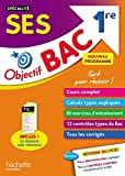 Objectif Bac - SPECIALITE SES 1ère