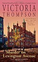 Murder on Lexington Avenue: A Gaslight Mystery by Victoria Thompson(2011-06-07)