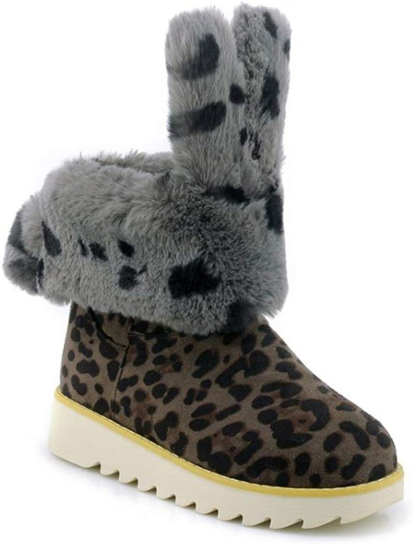 ALLAK Women's Fur Trek Winter Boots