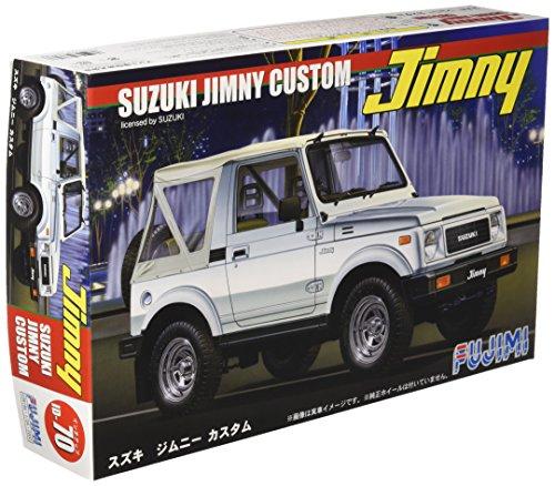 フジミ模型 1/24 インチアップシリーズ No.70 スズキ ジムニー 1300 カスタム 1986 プラモデル ID70