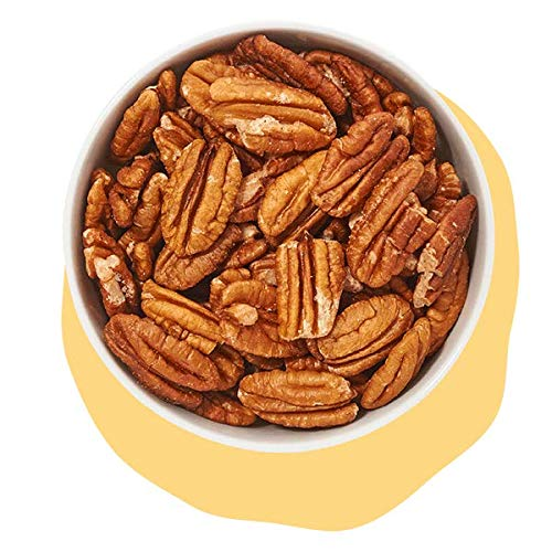 Kultsnack Rohkost Pekannüsse –Beste Premium Qualität – Reichhaltige Protein Snacks und Müsli Toppings – Naturbelassen – Paleo – Unbehandelte Nüsse ohne Salz (Vegan, Glutenfrei)(1000 g)