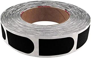 """Bowlers Thumb Tape 500 Pieces 1"""" - Black"""