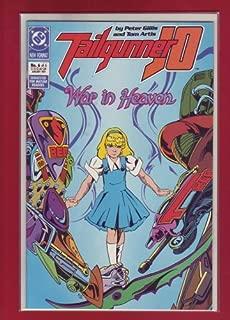 Tailgunner Jo: War in Heaven (FOR MATURE READERS, #6 of 6, January 1989)