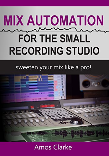 Mix Automation for the Small Recording Studio: Sweeten Your Mix like a Pro (English Edition)