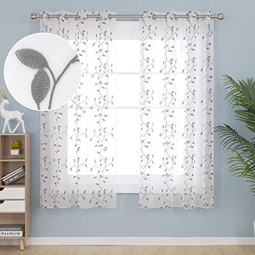 cortinas habitacion matrimonio visillo