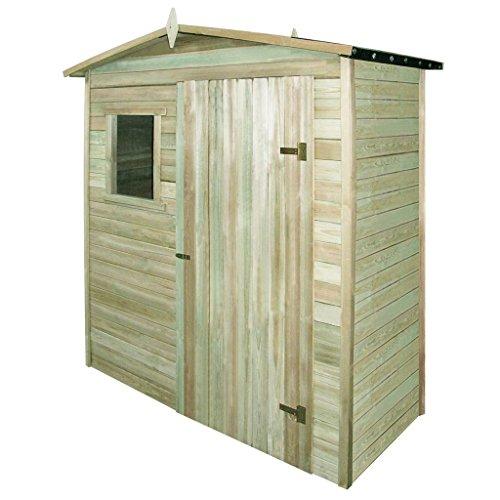 Caseta para herramientas de madera Senluowx