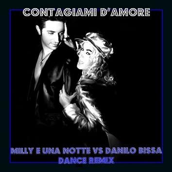 Contagiami d'amore (feat. Danilo Bissa) [Dance remix]