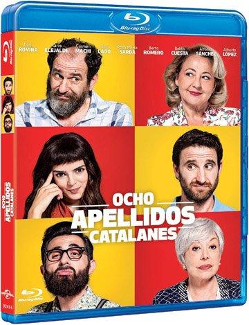 Spanish Affair 2 (2015) ( Ocho apellidos catalanes ) [ Spanische Import ] (Blu-Ray)
