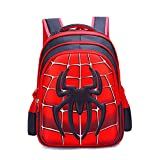 JIAN Mochila para Niños Anime Cartoon School Bag Impermeable Ligero Durable,A-S