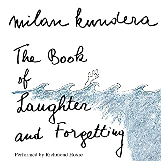 The Book of Laughter and Forgetting cover art