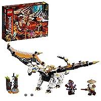 Das LEGO NINJAGO Set enthält auch zwei Minifiguren, um die Szenen aus der NINJAGO TV-Serie nachstellen zu können. Das ideale Geschenk für NINJAGO Fans oder Kinder, die sich gerne eigene Drachenabenteuer mit faszinierenden Spielzeugen ausdenken Dieses...