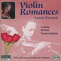 Violin Romances & Heifetz Transcriptions