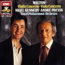 Walton: Violin Concerto; Viola Concerto