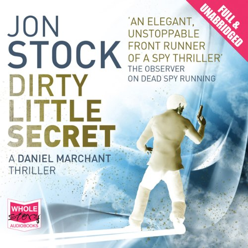 Dirty Little Secret audiobook cover art