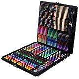 Regalo de cumpleaños de los niños Pintura Box Set de escritorio Pluma de la acuarela regalo del cepillo 288 Piezas Serie de calidad