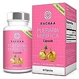 Best Herb Pueraria Mirificas - Pueraria Mirifica Capsules 500mg - 100% Pure Powder Review