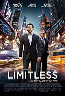 Limitless Poster Movie C 11 x 17 Inches - 28cm x 44cm Robert De Niro Bradley Cooper Abbie Cornish Anna Friel Johnny Whitworth