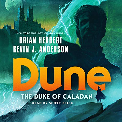 Dune: The Duke of Caladan cover art