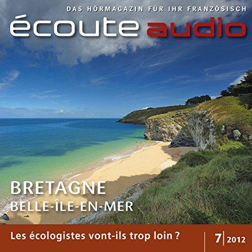 Écoute Audio - La Bretagne. 7/2012 cover art