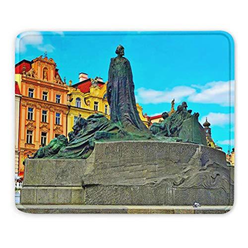 Praga Checa Alfombrilla de ratón Regalo de Recuerdo 7,9 x 9