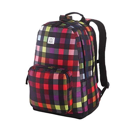 Rada Rucksack RS/18, Freizeitrucksack für Damen und Herren mit 32 Liter Volumen, wasserabweisender Schulrucksack für Jungen und Mädchen, Daypack für Tablets und Laptops bis 15 Zoll