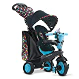 Smart Trike Dreirad Tricycle évolutif Boutique, STBTS1595202, Noir/Bleu