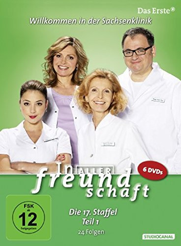 Staffel 17, Teil 1 (6 DVDs)