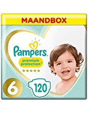 Pampers Premium Protection Luiers Maandbox