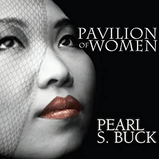 Pavilion of Women audiobook cover art