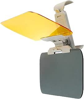 Car Windshield Visor Anti-Glare Blocker, Premium Quality Universal Sunshade and Night Vision Anti-Dazzle Windshield Sun Visor
