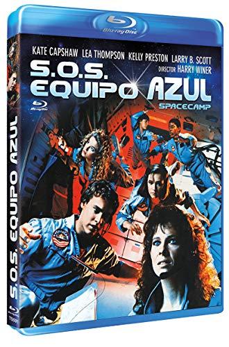 S.O.S.: Equipo Azul BLU RAY 1986 Space Camp