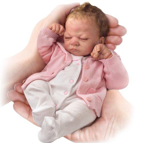 "Tiny Miracles Linda Webb Emmy Lifelike Baby Doll: So Truly Real - 10"""