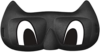 Asdfnfa (Two Pairs) Professional Sleep Goggles 3D Stereo Eye Breathable Sleeping Goggles Men and Women Personality Blackout Goggles asdfnfa (Style : 8)