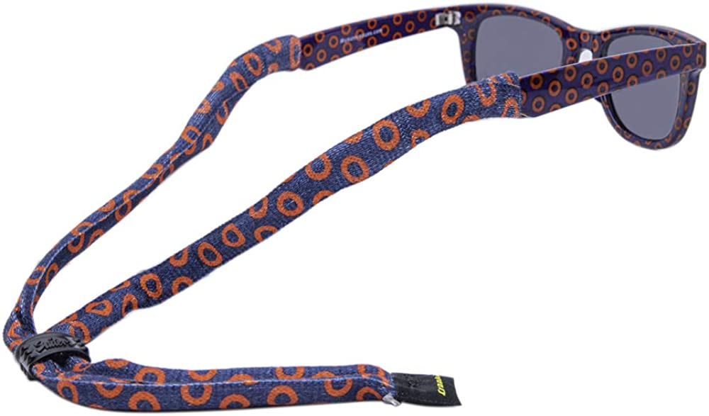 My Sunnies Phish Fishman Donut Eyewear Retainer Sunglass Strap Croakies XL Suiters