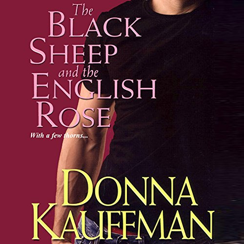 The Black Sheep and the English Rose audiobook cover art