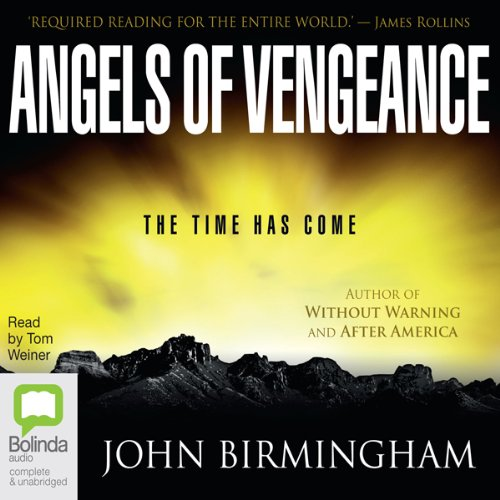 Angels of Vengeance                   By:                                                                                                                                 John Birmingham                               Narrated by:                                                                                                                                 Tom Weiner                      Length: 17 hrs and 39 mins     17 ratings     Overall 4.2