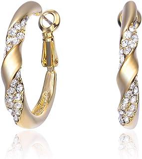 Mestige Women Earring MSER4010 with Swarovski Crystals