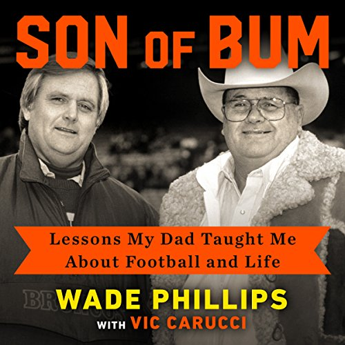 Son of Bum audiobook cover art