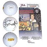 Jerry Seinfeld Autographed Signed Seinfeld Sitcom Logo Pinnacle Golf Ball JSA Cert Authentication